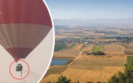 Clip: Người đàn ông quay lại cảnh người ngã từ khinh khí cầu tử vong vì tưởng nạn nhân đang đùa