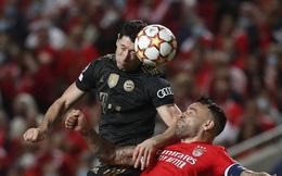 Thắng đậm Benfica, Bayern Munich có khởi đầu tốt nhất lịch sử Champions League