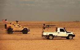 Căn cứ Mỹ tại Syria nghi bị máy bay không người lái liều chết tấn công