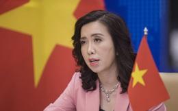 Việt Nam lên tiếng việc Thượng viện Mỹ thông qua dự luật trừng phạt Trung Quốc