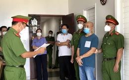 """""""Nghia Nguyen Thien"""" xuyên tạc sự thật vừa bị bắt ở Bà Rịa - Vũng Tàu"""
