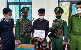 Hà Tĩnh: Bắt giữ nghi phạm vận chuyển 4kg ma túy tổng hợp dạng đá