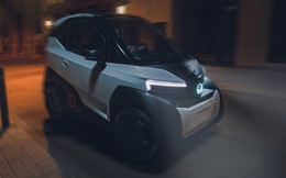 Giá chỉ ngang ngửa Honda SH, chiếc ô tô này có gì hấp dẫn?