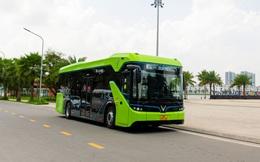 Xe điện VinBus xuất hiện ở Phú Quốc: Chống say, thông minh, chạy 230km/lần sạc