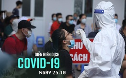 Cách ly sang hàng xóm chơi làm lây dịch Covid-19. Ổ dịch liên quan cán bộ huyện ở Hà Nội thêm 12 F0