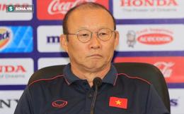 HLV Park Hang-seo: Tôi hơi thất vọng, không có gì để nói về trận đấu của U23 Việt Nam