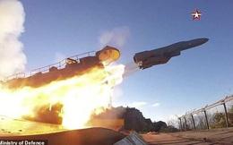Nga nã tên lửa dồn dập trong cuộc tập trận ở Crimea