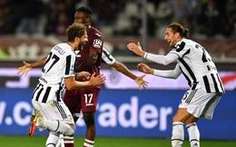 Kết quả Juventus vs Torino: Chiến thắng nghẹt thở