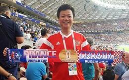 Ông Văn Trần Hoàn: Nợ của chủ tịch cũ, FIFA nếu phạt tôi, 1 phút trả xong!