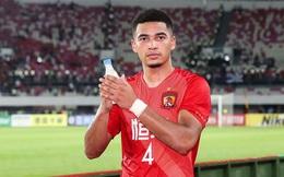 """Cầu thủ nhập tịch Trung Quốc tự tin, gửi """"chiến thư"""" đến tuyển Việt Nam"""