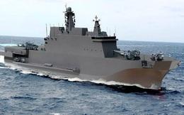 Những khiếm khuyết nghiêm trọng của đề án tàu đổ bộ đa năng 23900 Hải quân Nga