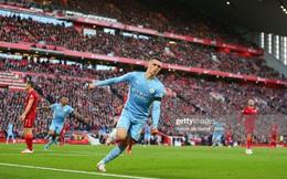 HẾT GIỜ Liverpool 2-2 Man City: Màn rượt đuổi nghẹt thở của những siêu phẩm và người hùng