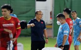 HLV Park Hang Seo rà soát đội hình, sẵn sàng quyết đấu Trung Quốc