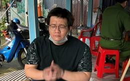 Hình ảnh bắt hacker Nhâm Hoàng Khang tại Cần Thơ