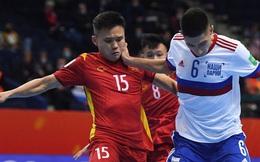 Đội tuyển futsal Việt Nam hoàn thành cách ly sau khi trở về từ World Cup 2021