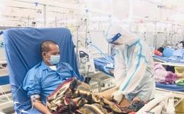 2 bệnh nhân COVID-19 nguy kịch hồi sinh ngoạn mục