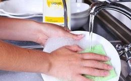 5 sai lầm khi rửa bát nhiều người vẫn mắc phải