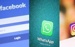 Báo chí thế giới rầm rộ chuyện Facebook sập: Tự nhiên nguyên một hệ sinh thái của ''Mark xoăn'' đóng băng