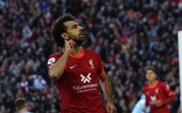 Salah ghi bàn đều nhất các giải đấu ở châu Âu