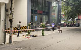 Hà Nội: Bé gái 15 tuổi rơi từ tầng cao chung cư xuống đất tử vong