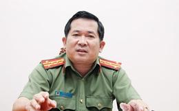 """Đại tá Đinh Văn Nơi: """"Đoạn ghi âm lan truyền trên mạng là bịa đặt, đã bị cắt ghép rồi"""""""