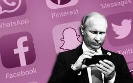 Moscow tuyên bố sự cố Facebook chứng tỏ thời gian cho chủ quyền Internet của Nga đã đến
