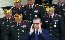 Ngay trước cuộc gặp Erdogan-Putin, 5 tướng Thổ từ chức, 600 đại tá bị sa thải: Có người mới nhậm chức vài giờ!