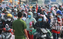 Tây Ninh, Long An đã đồng ý phương án đi lại cho người dân của TP HCM