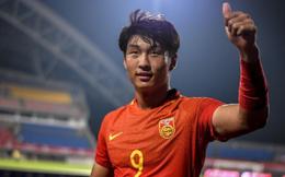 Tiền đạo 1m9 của tuyển Trung Quốc giảm 10kg tuyên bố muốn thắng tuyển Việt Nam