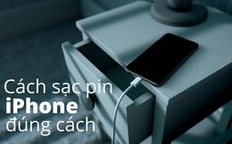 Top 6 cách sạc pin iPhone đúng cách và mẹo tiết kiệm pin hiệu quả