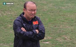 HLV Park Hang-seo loại 5 cầu thủ, gạch tên sao trẻ nhà bầu Đức ngay trước giải châu Á