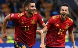 Bonucci chơi xấu ăn thẻ đỏ, Italy thua TBN ở bán kết Nations League
