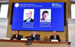 Nobel Hóa học 2021 vinh danh phát hiện vĩ đại
