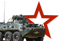 Xe bọc thép chở quân hiện đại của quân đội Nga - BTR-82A