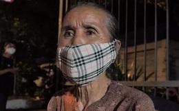 Cụ bà 76 tuổi đi bộ về An Giang được CSGT giúp đỡ