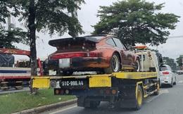 Hàng hiếm Porsche 930 bất ngờ xuất hiện tại TP.HCM - Mẫu xe ưa thích của Bill Gates