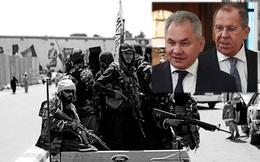 """Trung Á căng thẳng cực độ, Nga bất ngờ tái áp dụng """"học thuyết 2 Sergei"""" với... Taliban?"""