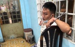 Vụ Thượng úy công an bị thanh niên đâm thương tích nặng: Thu 4 con dao