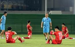 HLV Park Hang Seo đồng hành cùng U22 Việt Nam dự Vòng loại U23 châu Á 2022