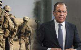 """""""Ông Sergei thiện"""" vừa dứt lời cảnh báo, Taliban đã khom lưng uốn gối?"""