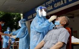 Hà Nội: Phát hiện 3 ca dương tính SARS-CoV-2 trong một gia đình ở Hà Đông