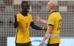 Kết quả Australia vs Oman: Australia tiếp tục thị uy sức mạnh, nối dài chuỗi thắng kỷ lục