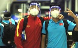 U22 Việt Nam đã đặt chân đến UAE, sẵn sàng cho chuyến tập huấn trước vòng loại U23 châu Á