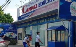 Một trường ở Hà Nội cho học sinh tới lớp khi tất cả đang nghỉ để phòng dịch: Bắt buộc đóng cửa, sẽ bị xử nghiêm!
