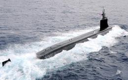 Tàu ngầm Mỹ trở về căn cứ ở đảo Guam sau sự cố va phải vật thể ở Biển Đông