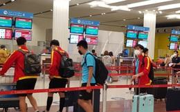 ĐT Việt Nam mệt mỏi vì hành trình di chuyển xuyên đêm tới Oman