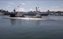 Trung Quốc đòi Mỹ giải thích sự cố tàu ngầm trên Biển Đông, lo ngại 'rò rỉ hạt nhân'