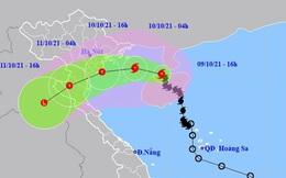 KHẨN CẤP: Bão số 7 chưa dứt, xuất hiện 'liên hoàn bão' số 8, 9 đang tiến vào biển Đông