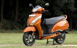 """Xe tay ga giá 22 triệu đồng, bình xăng 5 lít, cốp rộng mênh mông, """"chặt đẹp"""" Honda Vision"""