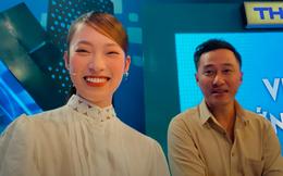 """Khánh Vy lần đầu làm MC Đường lên đỉnh Olympia: """"Bản thân mình đã nhặt được vô số hạt sạn"""""""